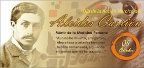 05 de octubre - Aniversario de la Acción Heroica de Daniel Alcides Carrión
