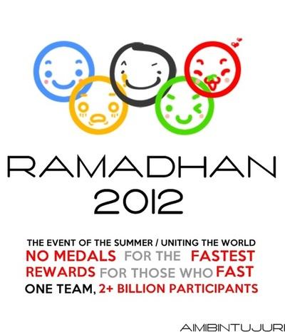 SMS Ramadhan 2012 | Ucapan Selamat Puasa 1433 H