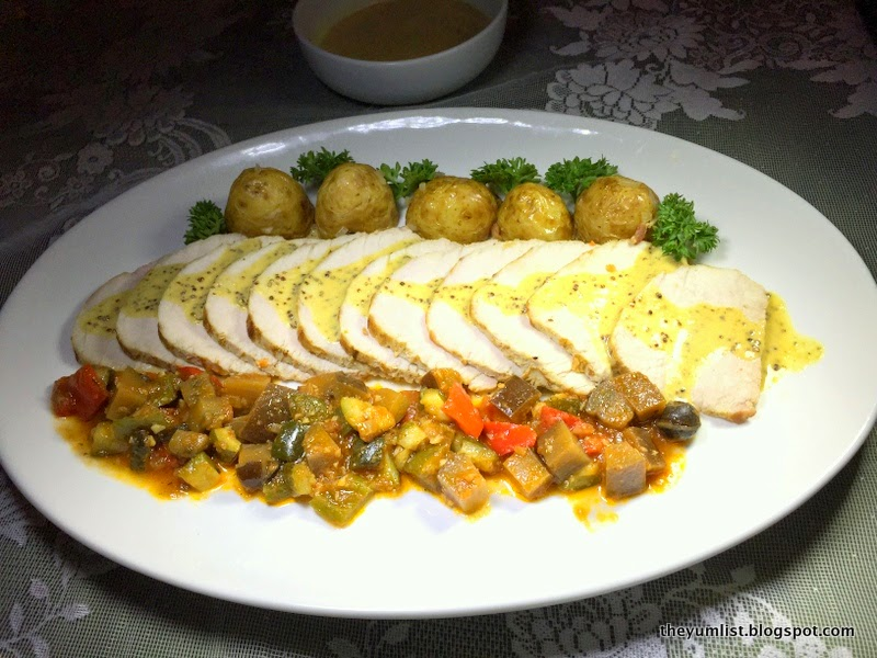 Croisette Cafe, French Christmas Menu, Bangsar