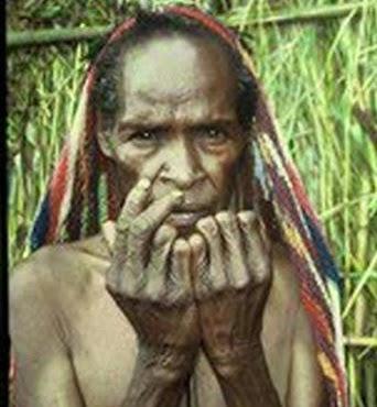 Tradisi Ekstrim Potong Jari Suku Dani Di Papua