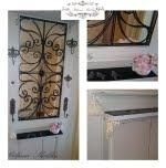 Redizajn starih primorskih vrata u ogledalo i vjesalicu