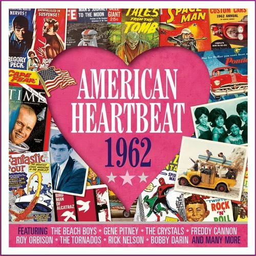 Download American Heartbeat 1962 Baixar CD mp3 2014