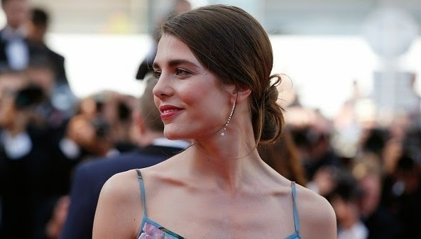 Charlotte Casiraghi At The 68th Cannes Film Festival In Cannes