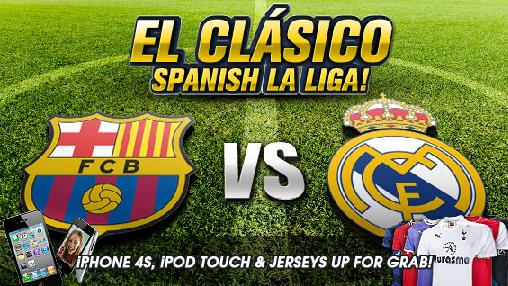 barcelona vs real madrid last match result