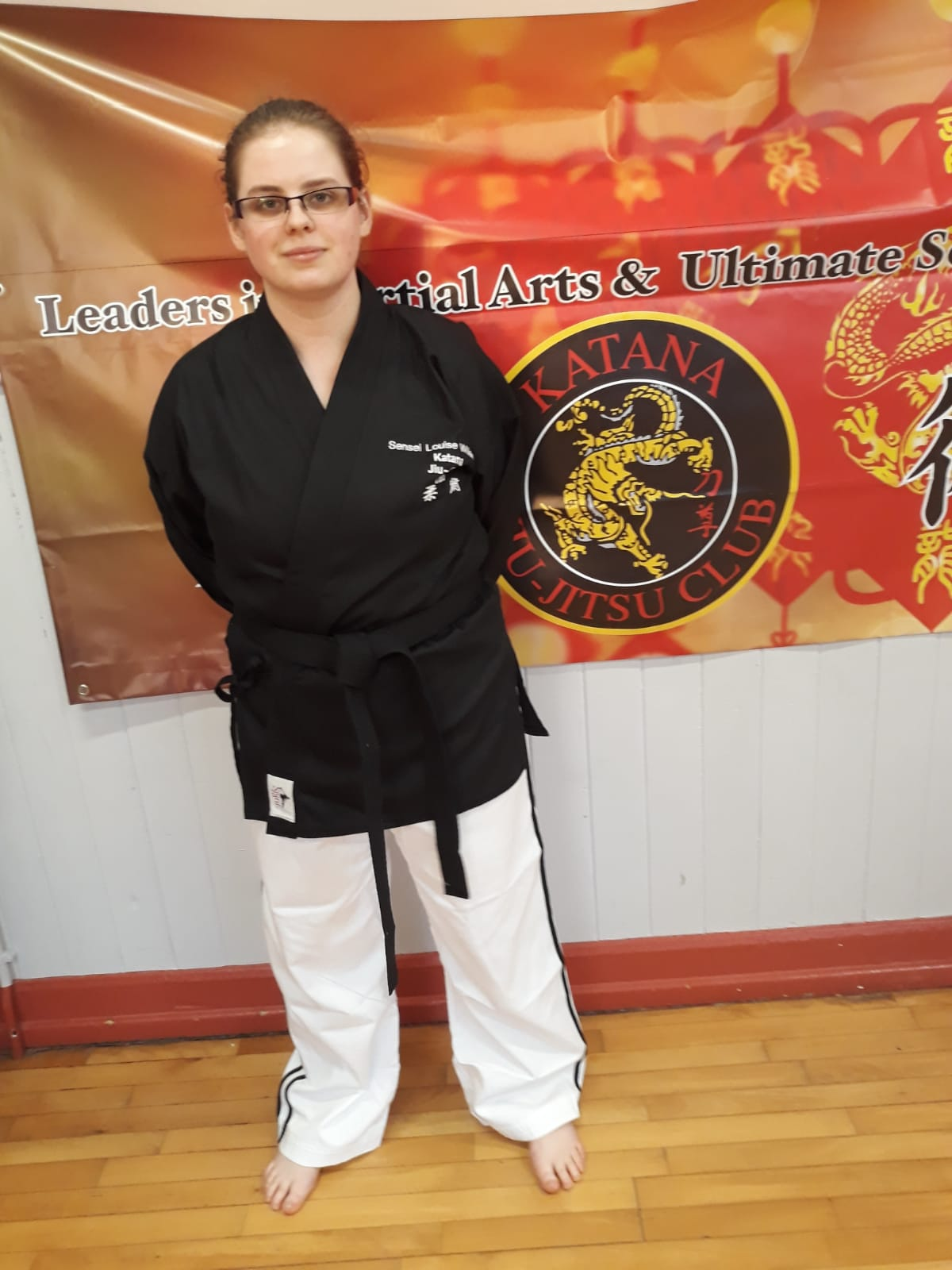 Sensei Louise Williamson