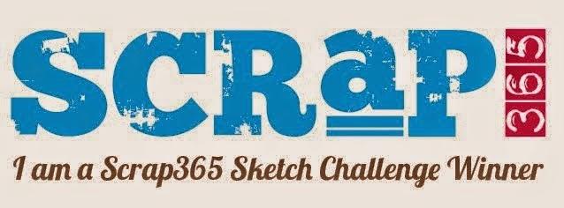 Scrap365-Sketch Challenge