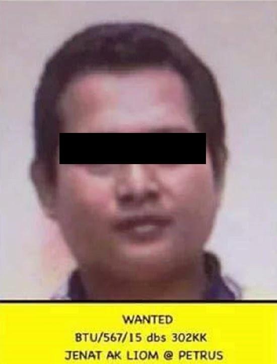 Suspek Kes Bunuh Di Bintulu Ditangkap Di Perak