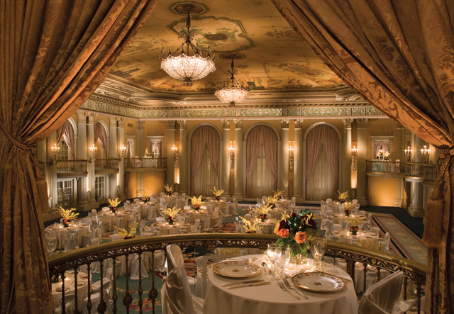 Out Amp About Age Of Elegance At L A S Historic Biltmore