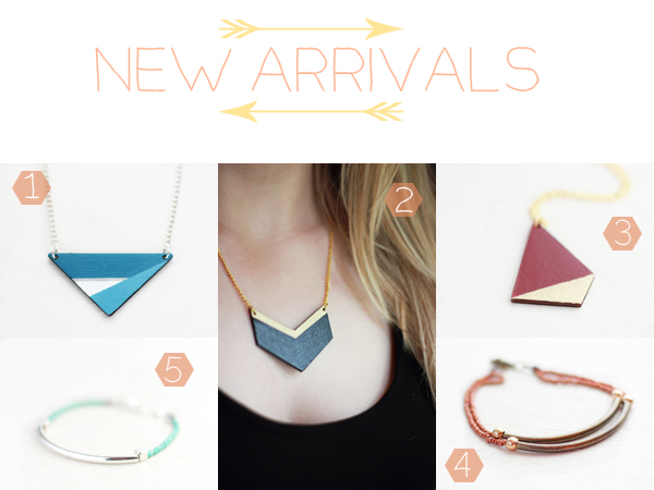 New Jewellery Arrivals - October