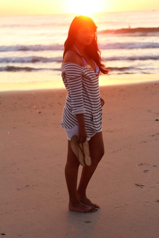 Shorts on the Shore