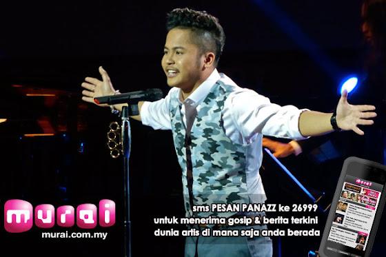 Malaysia, Hiburan, Artis Malaysia, Selebriti, Kemantapan, Vokal, Hafiz, Teruji, Di, pentas, DFP