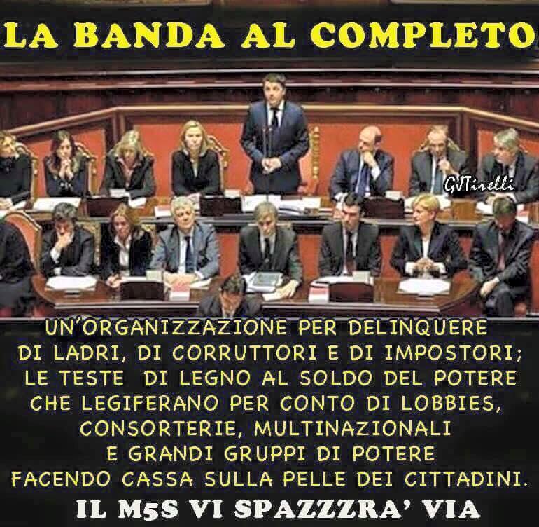 Italiano banda di bastardi parte italiano