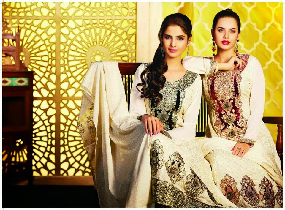 Tawakkal Embroidery Dresses 2014-2015