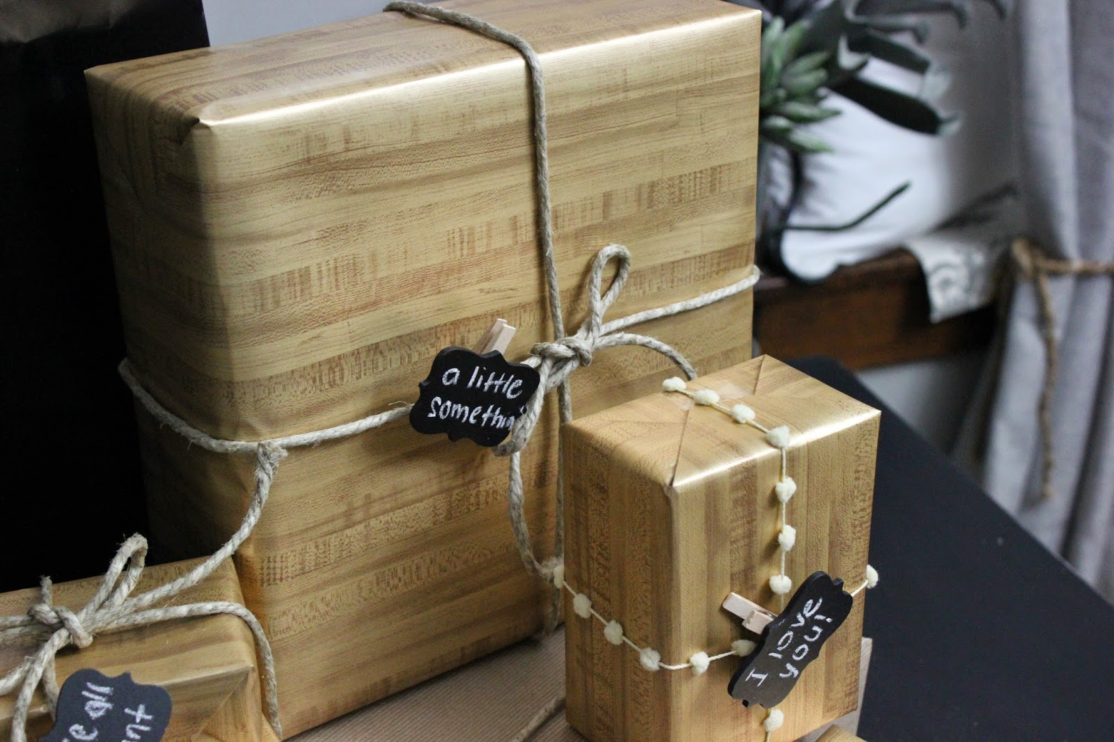 creative gift wrap for men
