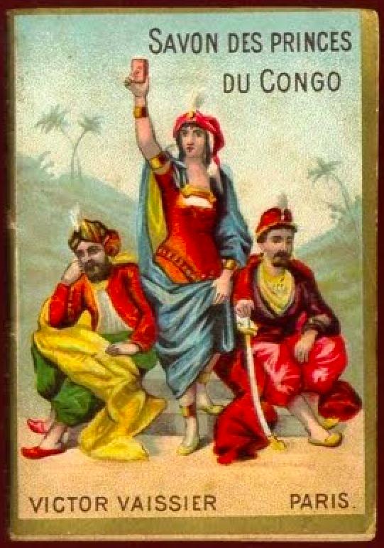 Savon des princes du Congo