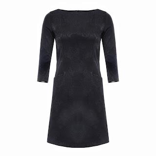 garnili truvakar elbise siyah
