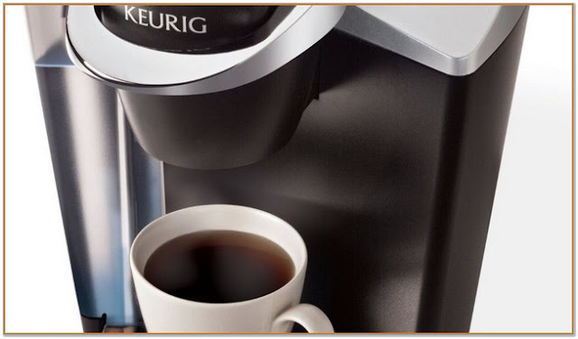 keurig single cup coffee maker