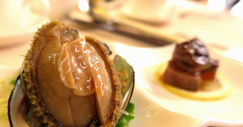 尖沙咀 -王子飯店 - CP值爆燈的鮑魚特色午市套餐