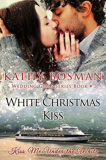 White Christmas Kiss