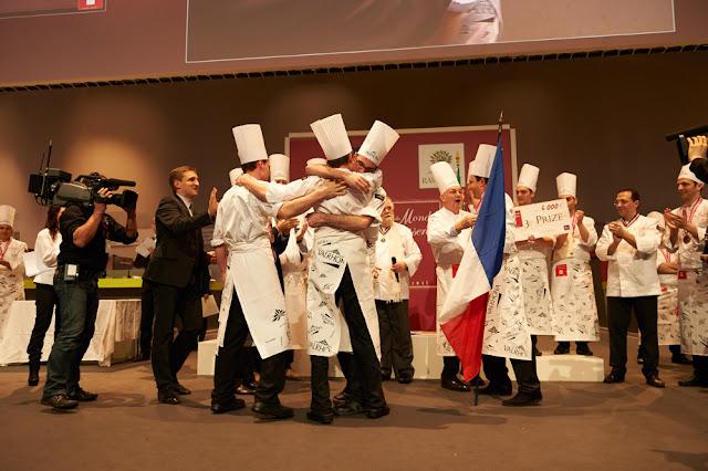 Coupe du Monde de Pâtisserie 2013