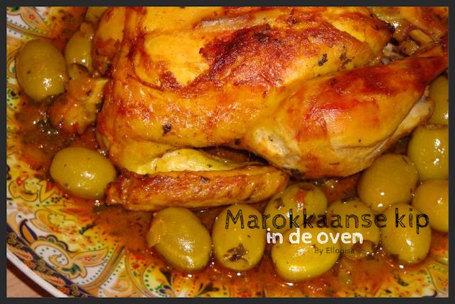 ... de kippen hier in Nederland niet te vergelijken met die in Marokko