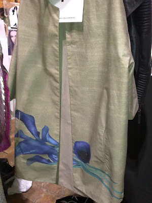 Maurizio Pecoraro - Spring Summer 2013 Fashion Show - Coat