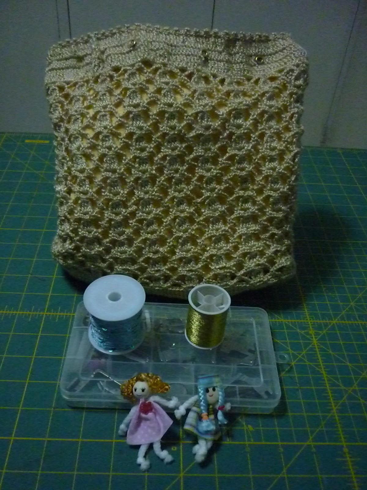 Casita del patchwork intercambio de bolsas de to i - La casita del patchwork ...