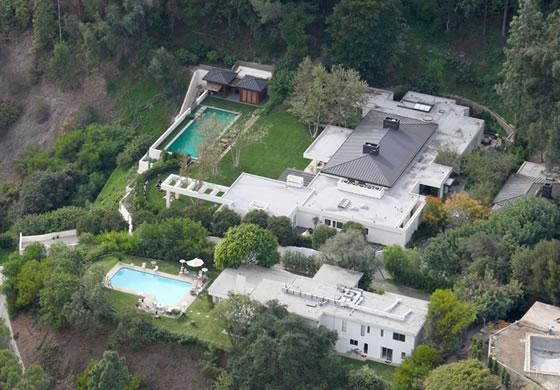 Real Estate Ellen Degeneres Beverly Hills Compound
