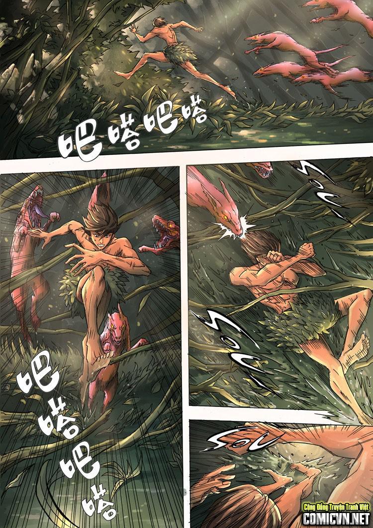 Đường Dần tại Dị Giới trang 18