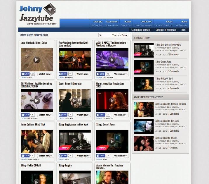 Johny Jazzytube