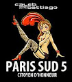 Parigi Sud V- cittadinanza onoraria