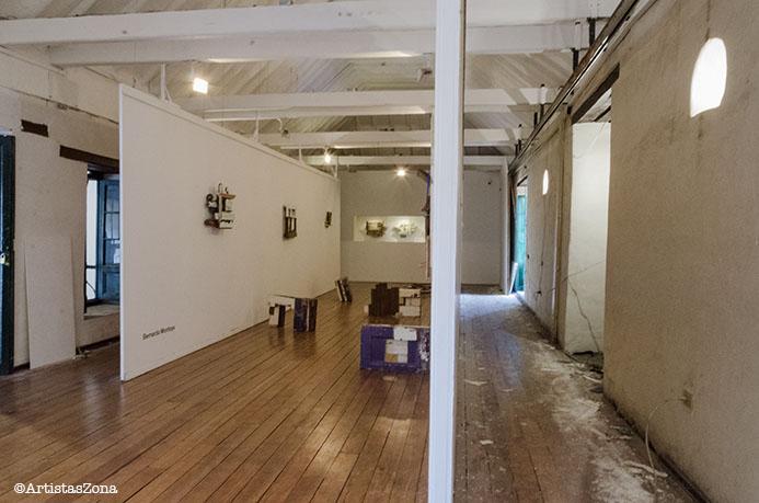 Artistas zona oriente septiembre 2014 for Pared de ladrillos falsa
