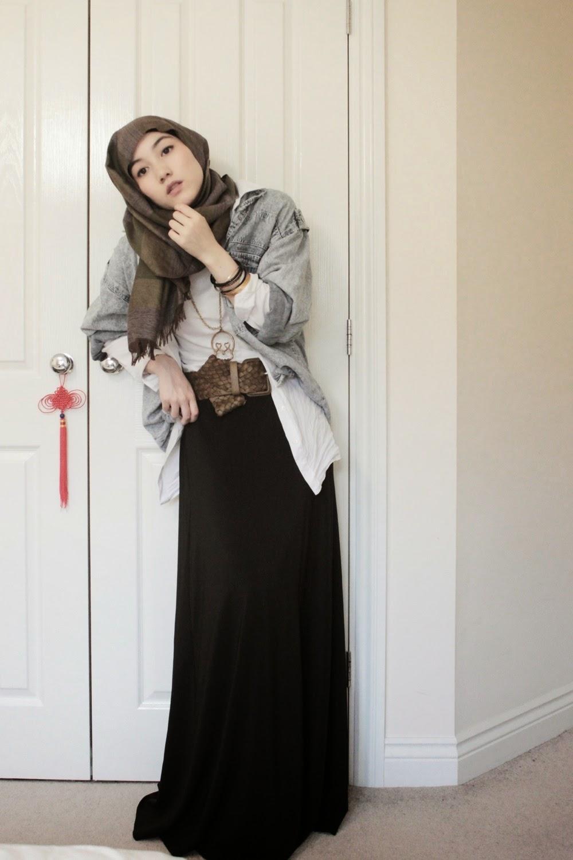 Cantik Dengan Tips Hijab Praktis Tanpa Jarum New Tutorial Hijab