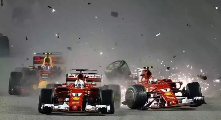 Οι 10 πιο δραματικές στιγμές της F1