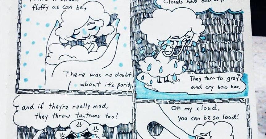 Poem #1: My Little Cloud