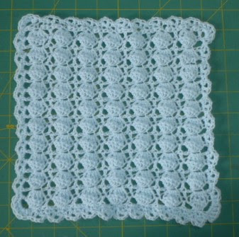 Crochet Pattern For Doll Blanket : calico and cards: Crochet Blanket
