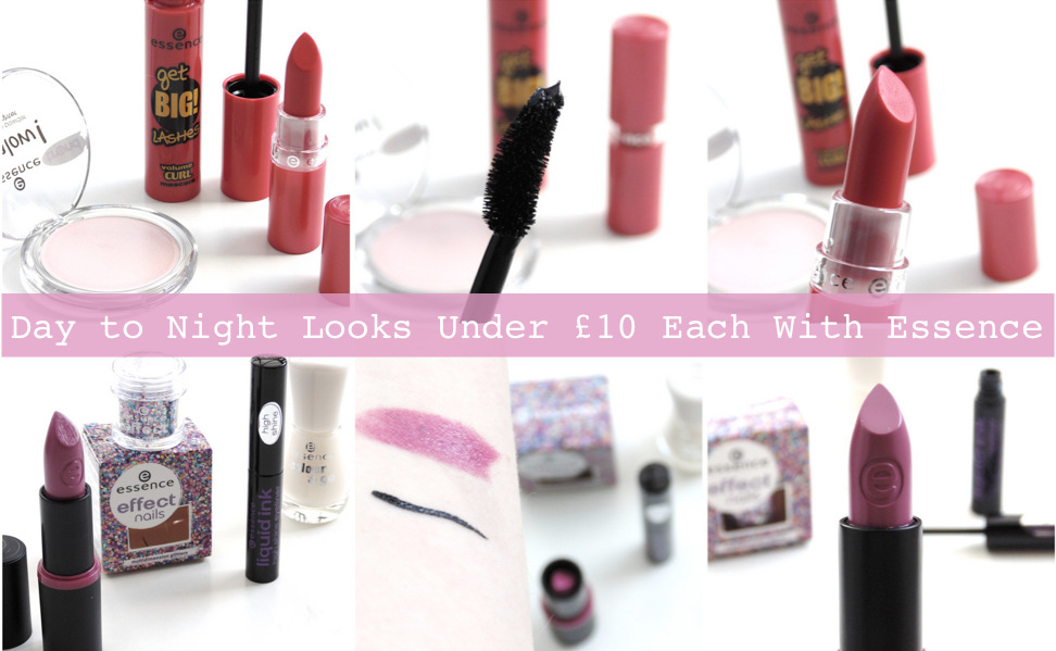 Under £10 Makeup Challenge with Essence