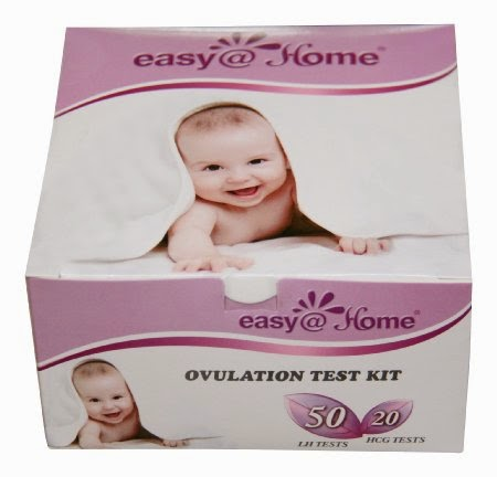 Easy @Home Ovulation and PregnancyTest