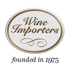 Wine Importers logo on a white background