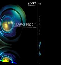 برنامج السونى فيغاس او سوني فيجاس Sony Vegas Pro 11
