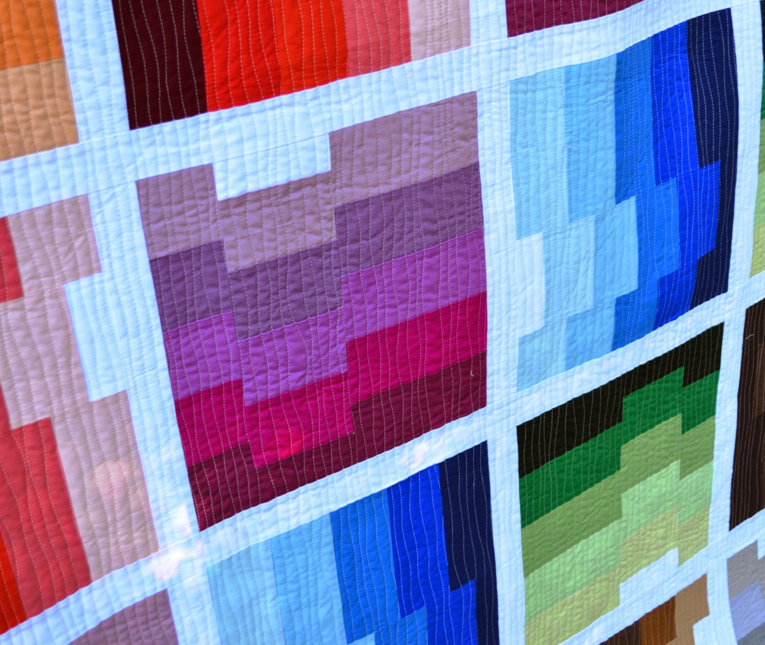 how to create a quilt
