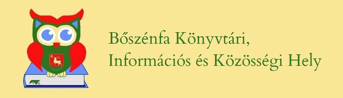 Bőszénfa Könyvtári, Információs és Közösségi Hely