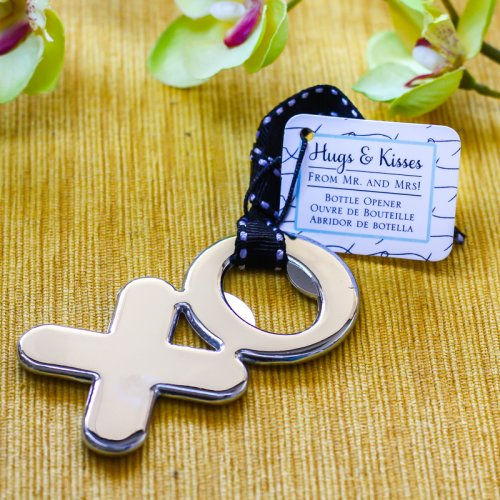 bottle opener wedding favors a bride on a budget