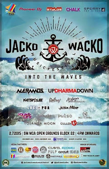 Jacko Wacko Music Festival 2015
