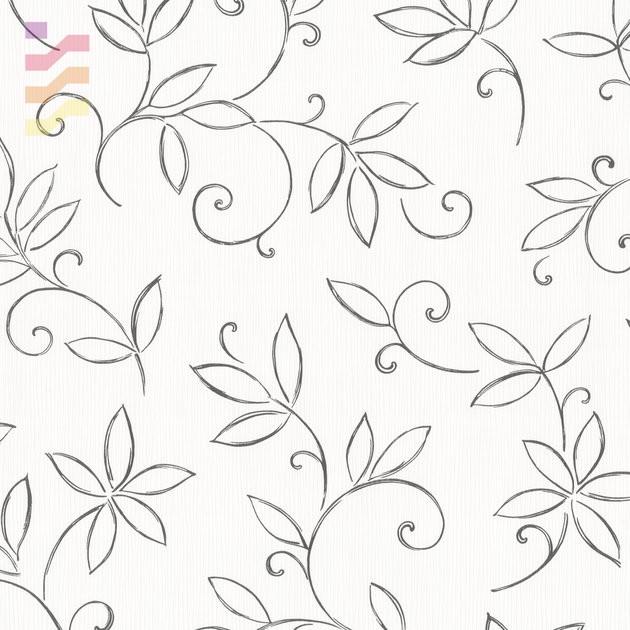 tapeta w kwiaty delikatna