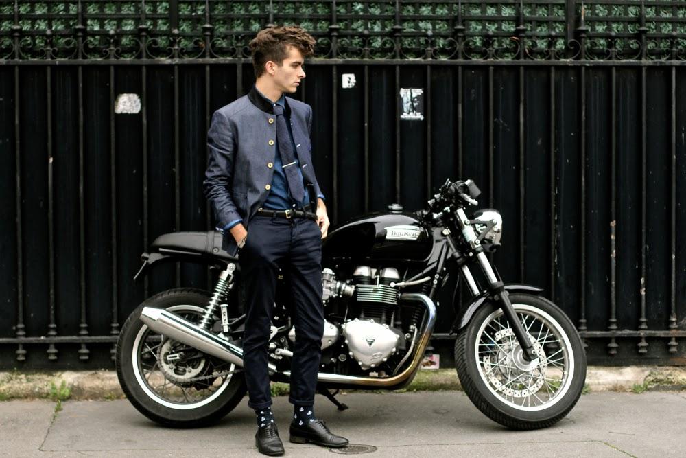 mensfashion motorbike blog mode homme