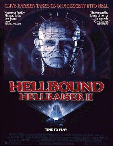 Ver Hellraiser 2: Hellbound (1988) Online