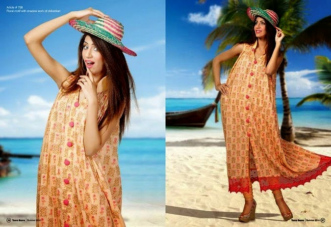 Best Summer Collection by Taana Baana