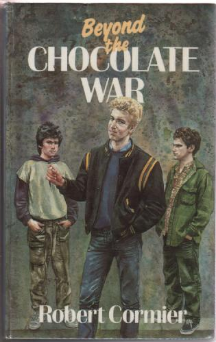 a comparison of the film and book the chocolate war Slant magazine's student governing body has elected to peer pressure you into selecting the chocolate war war is reminiscent of another kind of movie book.