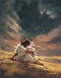 「次日早晨, 天未亮的時侯;, 耶穌起來, 到曠野地方去, 在那裡禱告。」可1:35